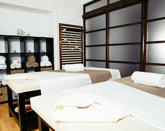 Oriental massages center in Madrid