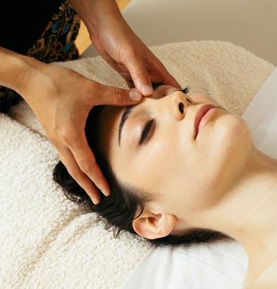 Centro de Masajes Orientales en Madrid, masaje facial Japones