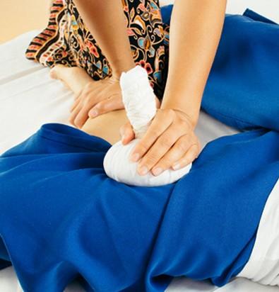 Centro de terapias Orientales en Madrid, masaje pinda