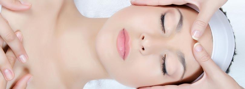 popular masajes sentado en la cara
