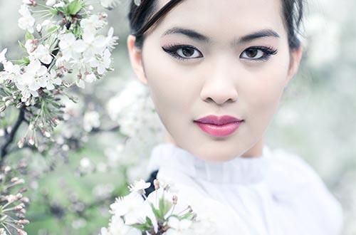El masaje japones de cara era el secreto de belleza de las emperatrices de Japón hasta hoy.