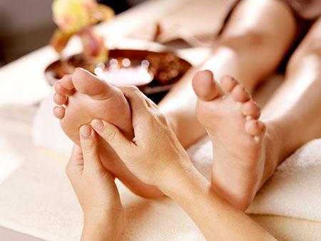 La reflexología podal oriental es un masaje muy agradable con efectos beneficiosos para la salud.