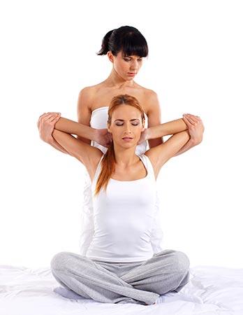 Las indicaciones del masaje tailandés son muy variadas: nerviosismo, estrés, falta de sueño, ansiedad...
