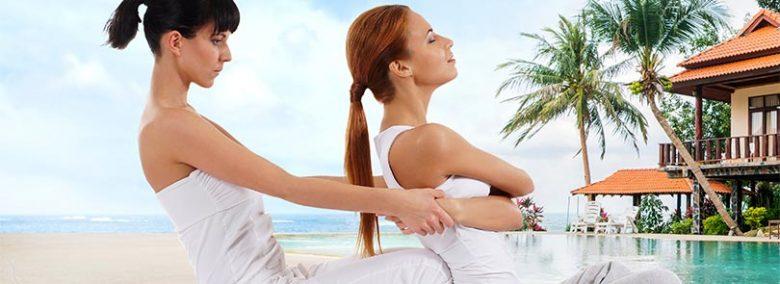Masaje thai o yoga pasivo, tan diferentes son los masajes orientales y los occidentales