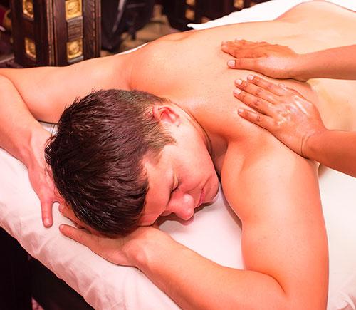 A cada tipo de estrés una técnica diferente de masajes relajantes.